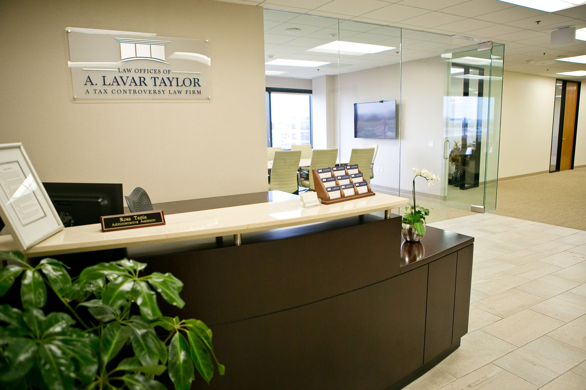 The Law Offices of A. Lavar Taylor