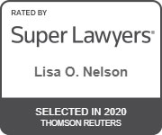 Super Lawyers - Lisa O. Nelson